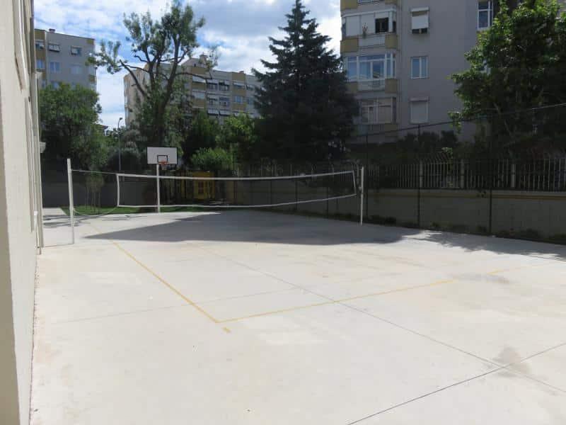 Spor alanı